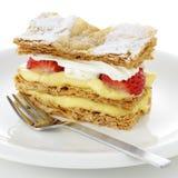 Grafico a torta Fotografie Stock