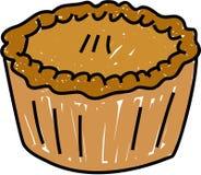 Grafico a torta illustrazione vettoriale