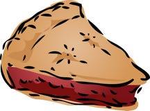 Grafico a torta illustrazione di stock
