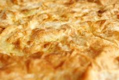 Grafico a torta del formaggio Fotografia Stock Libera da Diritti