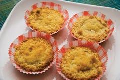 Grafico a torta della briciola Fotografia Stock