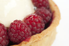 Grafico a torta della frutta fotografia stock libera da diritti