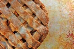 Grafico a torta di Apple Fotografia Stock Libera da Diritti