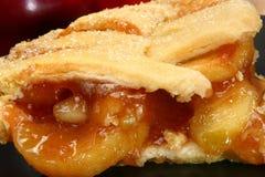 Grafico a torta di Apple caldo immagini stock