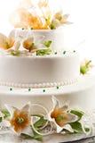 Grafico a torta 8 di cerimonia nuziale fotografie stock