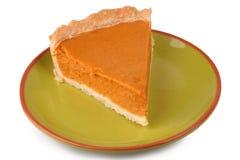 Grafico a torta di zucca immagine stock