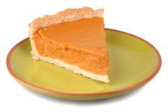 Grafico a torta di zucca immagini stock libere da diritti