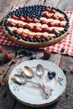 Grafico a torta dolce Immagini Stock