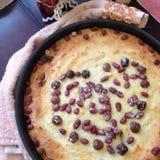 Grafico a torta squisito Fotografia Stock