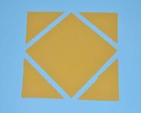 Graficzna ścienna dekoracja Zdjęcia Stock