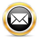 graficznej ikony ilustracyjna poczta Zdjęcia Royalty Free