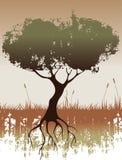 graficzny drzewo ilustracji