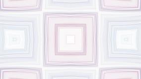 Graficzny projekt szarość i purpur kwadraty royalty ilustracja