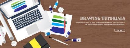 Graficzny sieć projekt TARGET64_1_ i target65_1_ rozwojowy Ilustracja, kreślić, freelance Interfejs użytkownika Ui Komputer royalty ilustracja