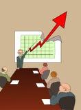 Grafiek Royalty-vrije Stock Foto's