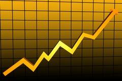 Grafiek Royalty-vrije Stock Afbeeldingen