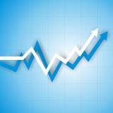 Grafiek II Stock Foto