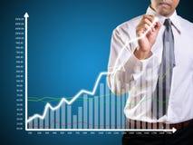 grafieken royalty-vrije stock afbeelding