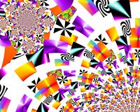 Grafik design art Abstract colorful painting Pictures new art Royalty Free Stock Images