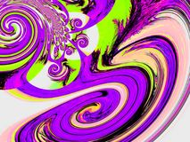 Grafik design art Abstract colorful painting Pictures new art Stock Photos