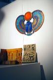 Grafik im 6. Moskau Biennale der zeitgenössischer Kunst Stockfoto