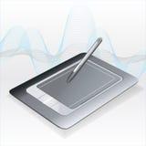 Grafik-Tablette Lizenzfreie Stockbilder