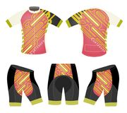 Grafika sportów koszulka Zdjęcie Stock