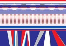 Grafika wzór Zdjęcia Stock
