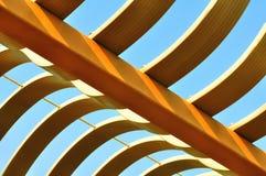 Grafisch abstract patroon royalty-vrije stock afbeeldingen