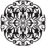 Grafisch bloei ontwerp Royalty-vrije Stock Foto's