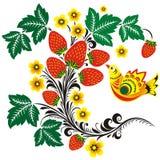 Grafisch ornament Stock Illustratie