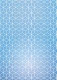 Grafisch Patroon Als achtergrond royalty-vrije stock afbeelding
