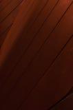 Grafische Abstraktion der Stahlwand Stockfotografie