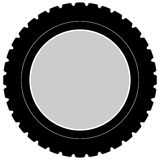 Grafische band stock illustratie