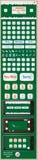 Grafische Benutzeroberfläche für Spiele und Software 2 Stockbild