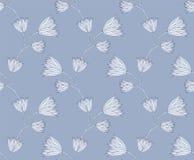 Grafische bloem Royalty-vrije Stock Afbeelding