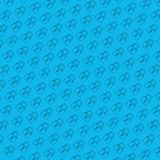 grafische de lijnillustratie van het slot veilige patroon Royalty-vrije Stock Fotografie