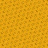 grafische de lijnillustratie van het slot veilige patroon Stock Fotografie