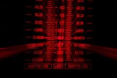 Grafische Entzerrer Lizenzfreie Stockfotos