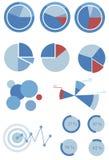Grafische info vector illustratie