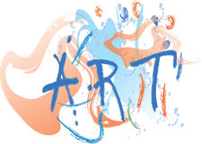 Grafische Kunst 001 Lizenzfreie Stockfotografie