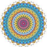 Grafische radialmuster Stockbilder