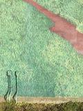 Grafische Squigglylijn Stock Foto's