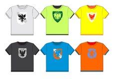 Grafische T-Shirts Lizenzfreies Stockfoto