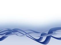 Grafische Wellen-Hintergründe Lizenzfreies Stockbild