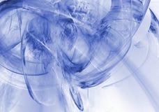 Grafische zaken - de Blauw royalty-vrije illustratie