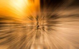 Grafischer Hintergrund der dunklen Goldunsch?rfe lizenzfreie abbildung