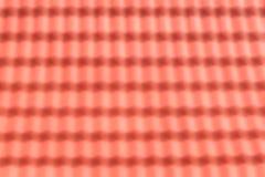 Grafischer Hintergrund der orange Musterunsch?rfe stock abbildung