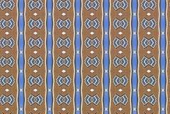 Grafischer Musterhintergrund   Stock Abbildung