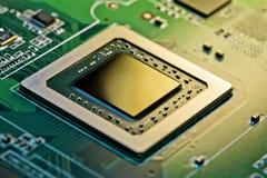 Grafischer Prozessor Lizenzfreie Stockfotos